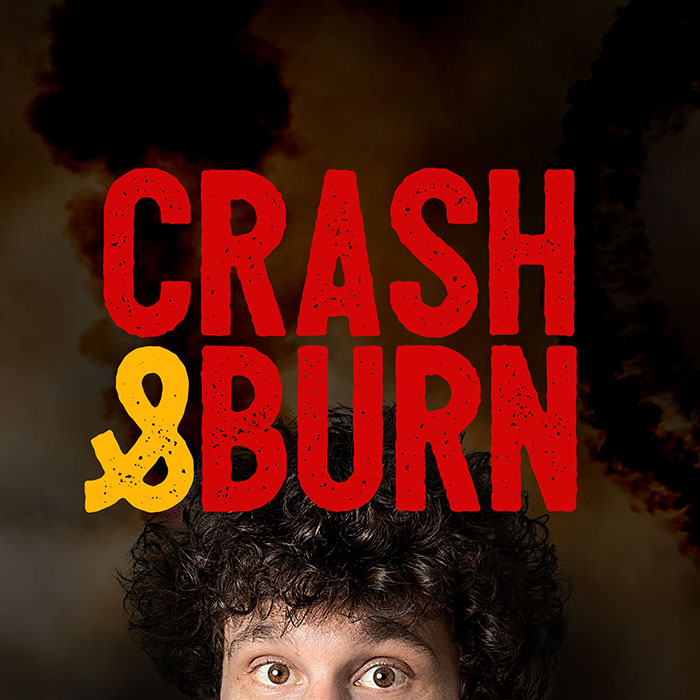 Crash and Burn Info Daniel Townes
