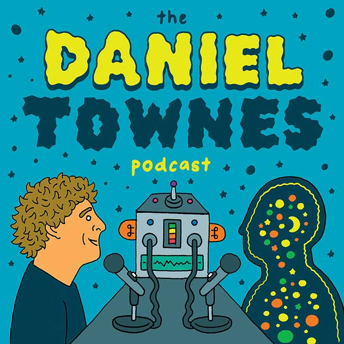 Daniel Townes Podcast Jumpbox