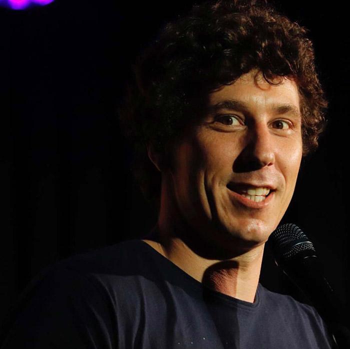 Perth Comedy Festival 2019 Daniel Townes