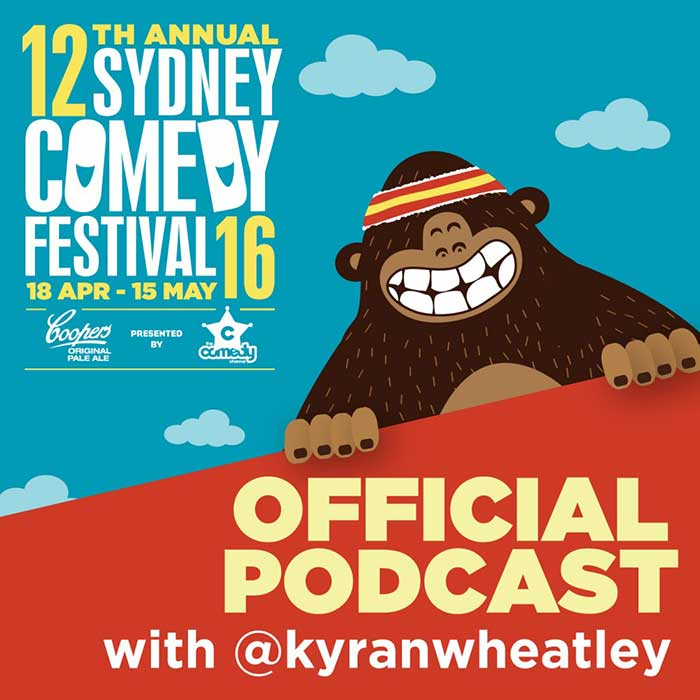 Sydney Comedy Festival Podcast