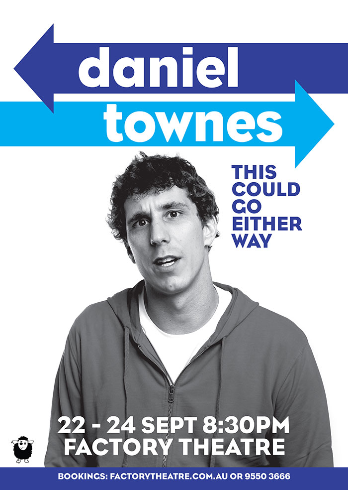 Daniel Townes International Gigs