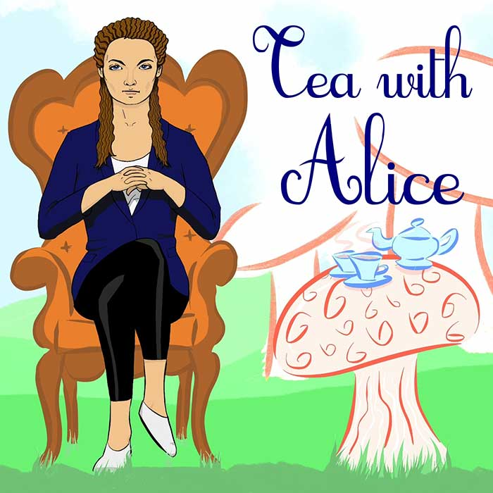 Tea With Alice Podcast