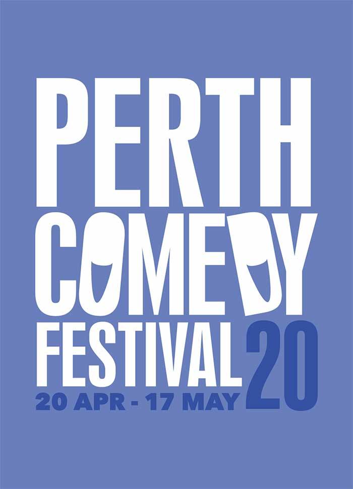 Perth Comedy Festival 2020 Daniel Townes