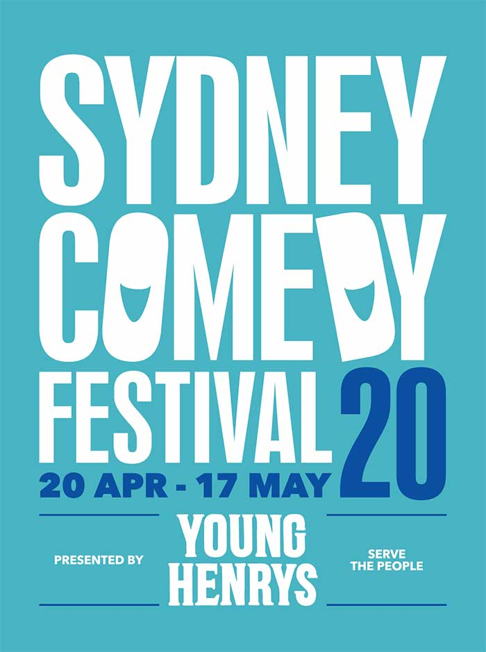 Sydney Comedy Festival 2020 Daniel Townes