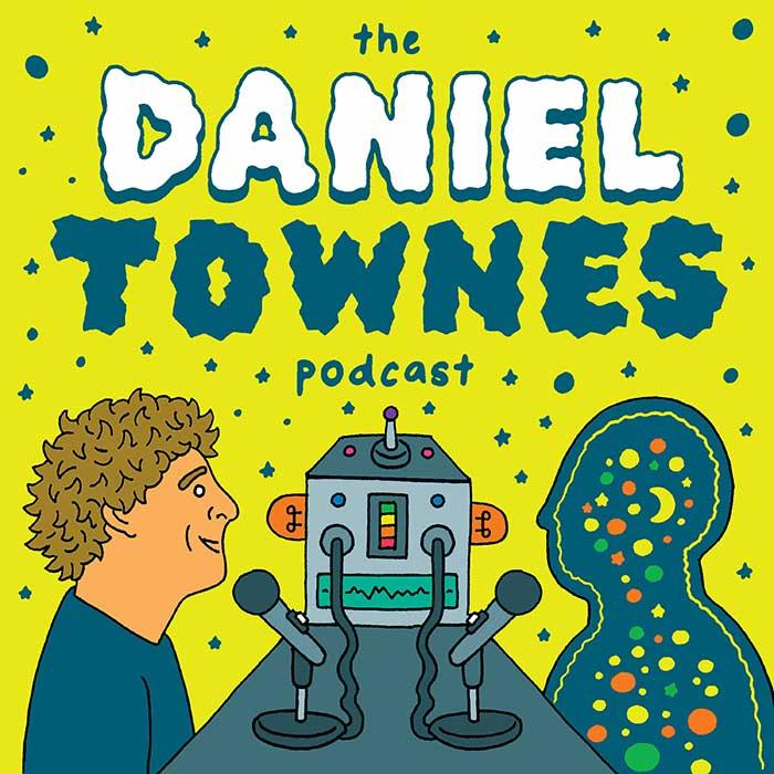 Jo Cooper Daniel Townes Podcast